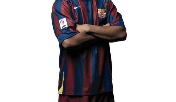 Voetbalkoorts: Lenovo en Ronaldinho