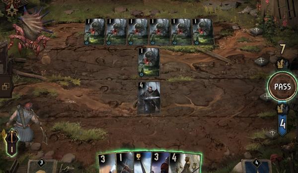 Gwent - Het strategische kaartspel uit de Witcher-games