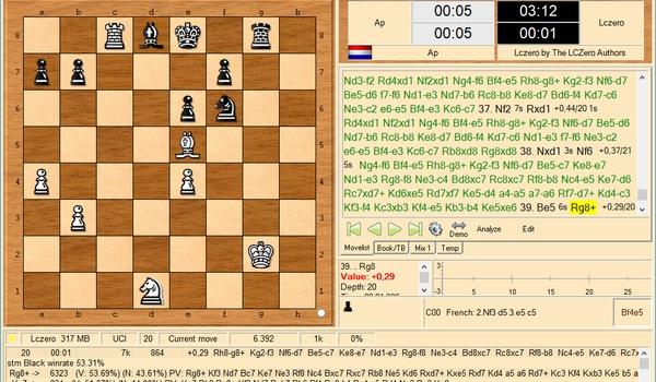 Leela Chess - Een schaker die elke dag sterker wordt