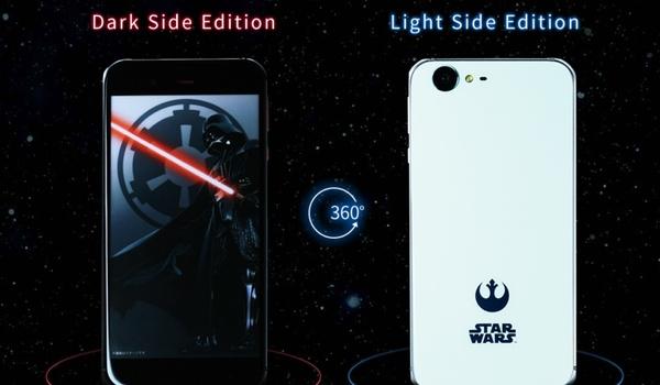 Japan krijgt speciale Star Wars-smartphones
