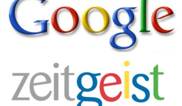 Google Zeitgeist 2012: Populairste Nederlandse zoekopdrachten