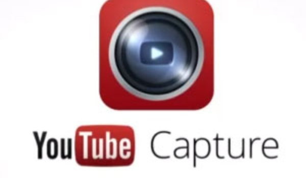 YouTube Capture camera app voor iOS