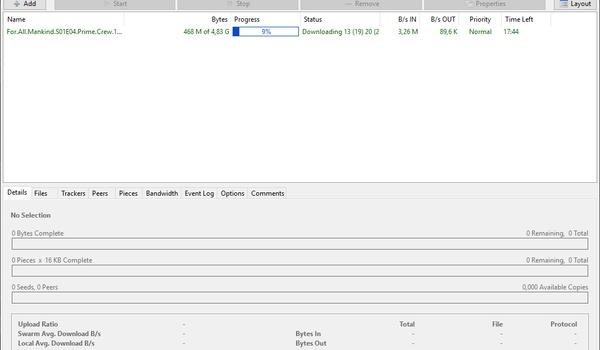 Tixati - Een torrent-client met chat-functie