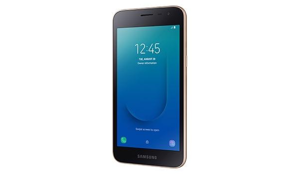 Samsung kondigt Galaxy J2 Core met Android Go aan