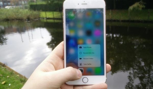 Apple gaat defecte iPhone 6S-accu's gratis vervangen