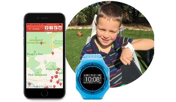 Gps-horloges voor kinderen blijken opnieuw onveilig