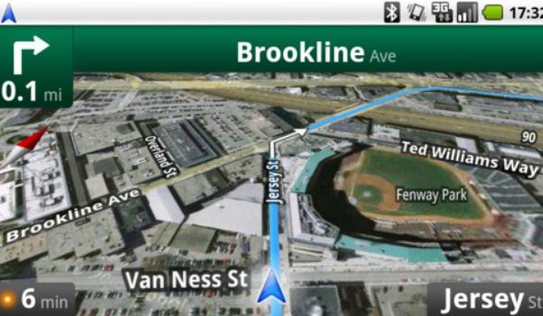Google komt met eigen navigatiesoftware
