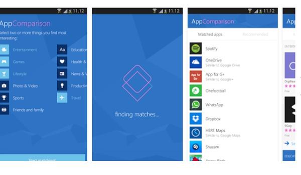 Microsoft-app moet Android-gebruikers naar Windows Phone lokken