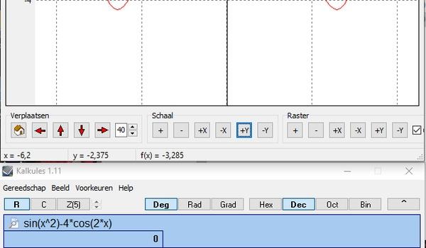 Kalkules - Een zeer veelzijdig rekenwonder