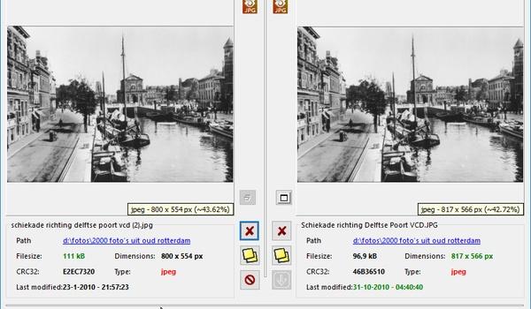 SimilarImages - Vind gemakkelijk foto's die op elkaar lijken