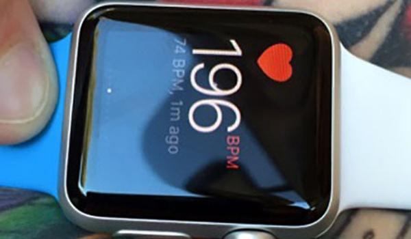 'Apple Watch werkt niet goed op tatoeage'