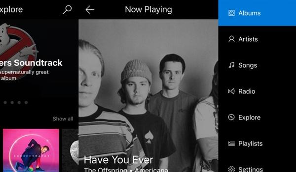 Microsoft trekt stekker uit Groove-app voor smartphones