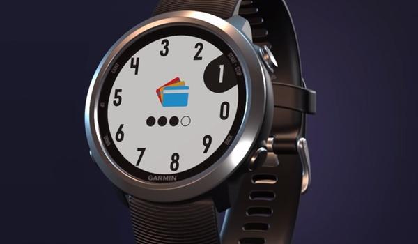 Betalen met Garmin-smartwatches nu ook in Nederland