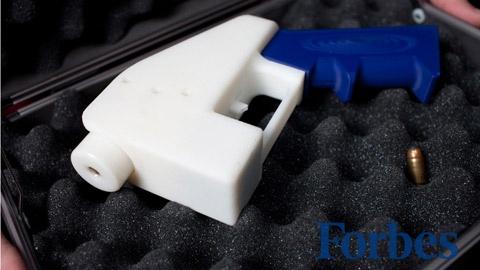 Liberator 3d geprint pistool