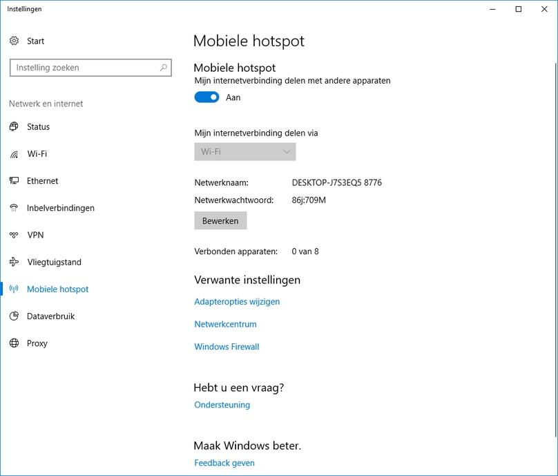 Je Laptop Als Mobiele Wifi Hotspot Computer Idee