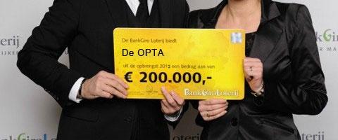 OPTA Bankgiro 200.000