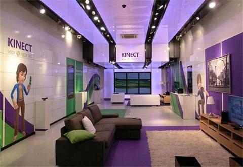 Kinect Brandstore