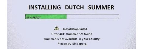 Installing Dutch Summer