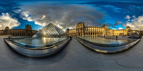 Golden Louvre