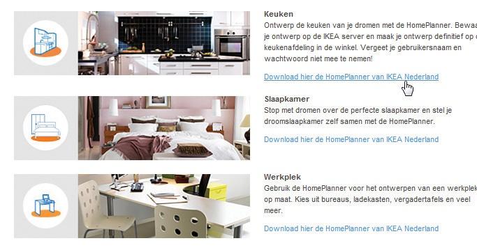 keuken ontwerpen zonder registratie