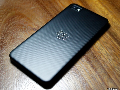 BlackBerry 10 gelekte foto 5
