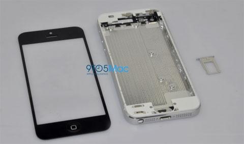 iPhone 5 frame