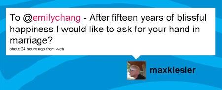 Huwelijksaanzoek_tweet
