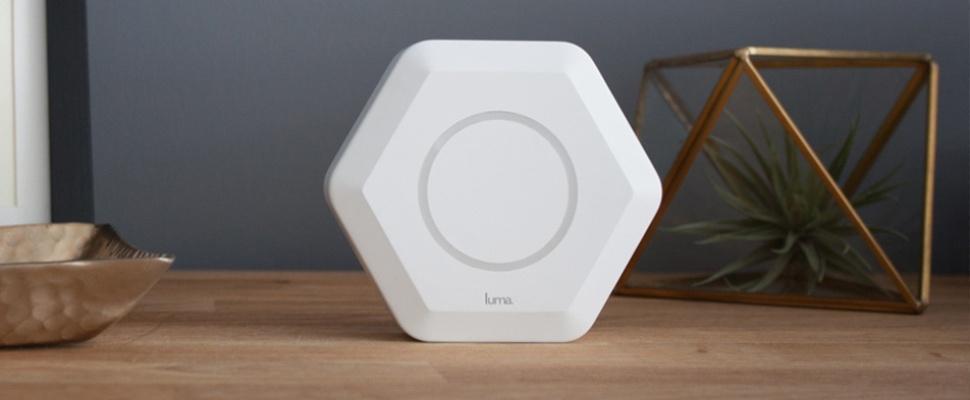 Nieuwe router 'Luma' heeft lak aan online privacy