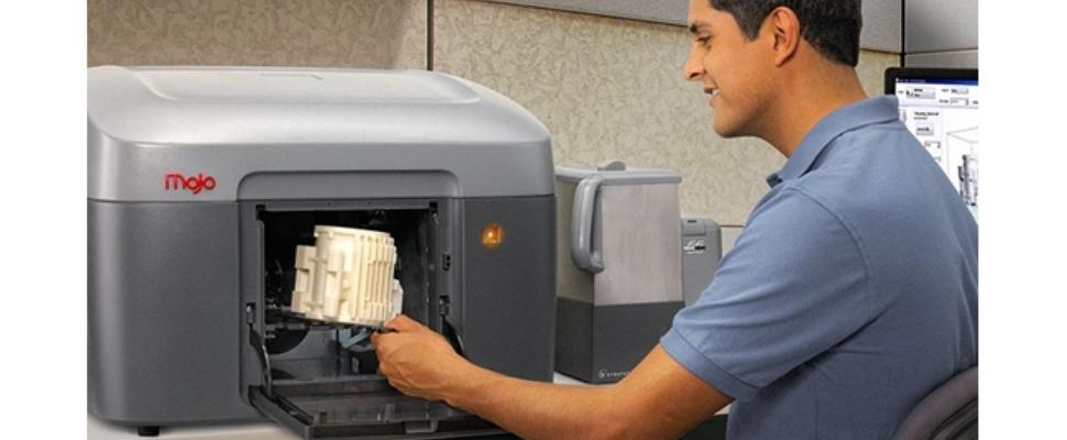 '3D-printen wordt pas over 5 jaar echt groot'