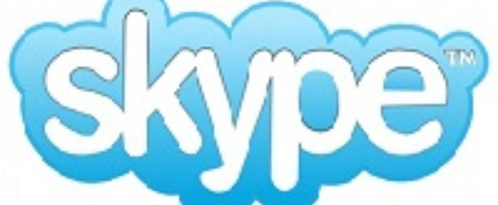 Groepsgesprekken beginnen in Skype