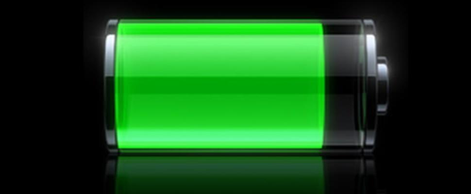 Apple ontwikkelt batterij die veel langer meegaat