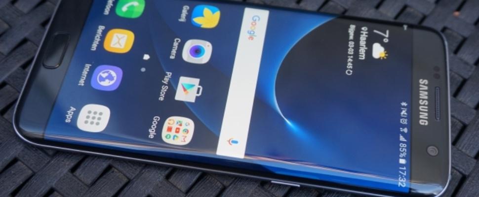 "Consumentenbond: ""Koop geen Samsung Galaxy S7"""