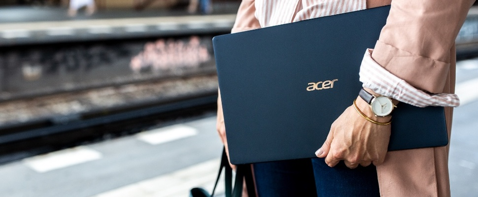 Ervaar de kracht van mobiliteit, design en innovatie – geef je op voor het Acer Swift testpanel!