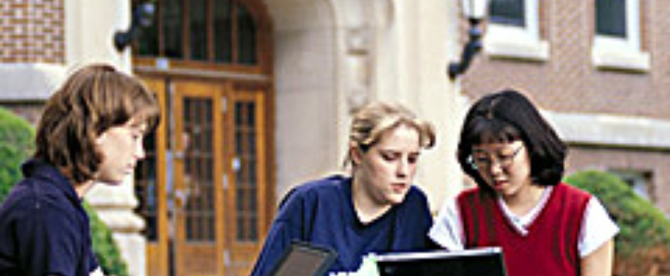 Amerikaanse studenten zijn communicatiejunks