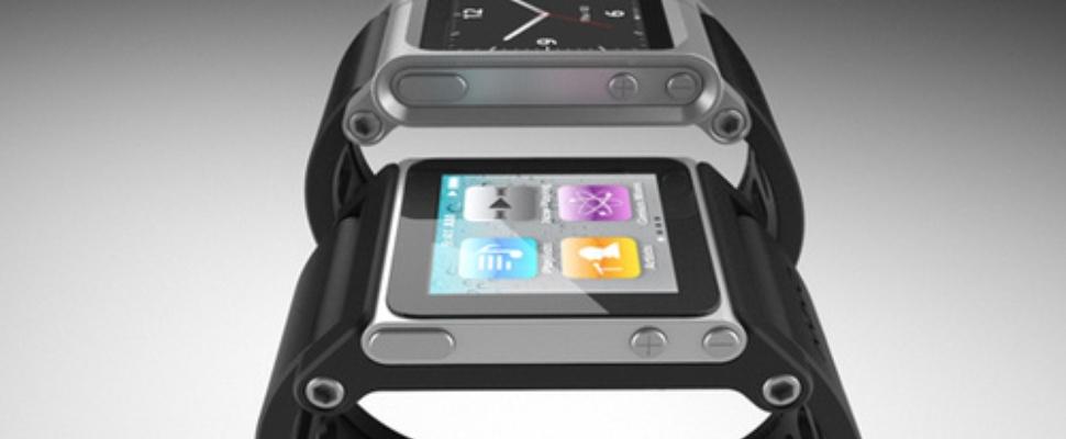 iPod Nano horloges op komst door hulp van consument