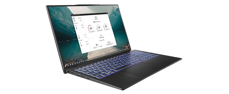 InfinityBook S 15: Zelf Linux-laptop samenstellen