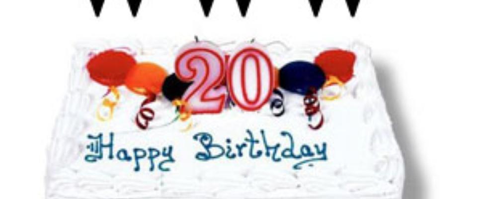 WWW 20 jaar