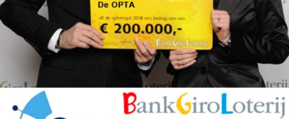 OPTA beboet wederom Bankgiro Loterij en Postcode Loterij