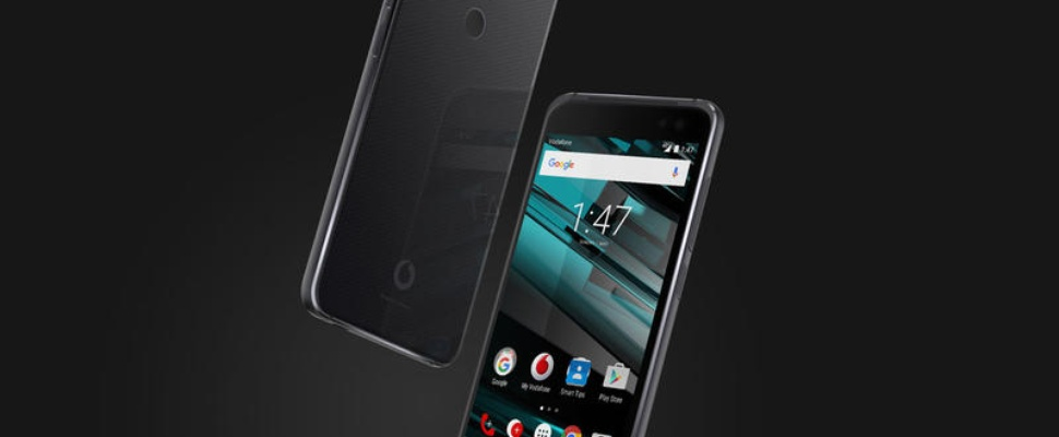 Vodafone's Smart Platinum 7 is high-end VR-smartphone