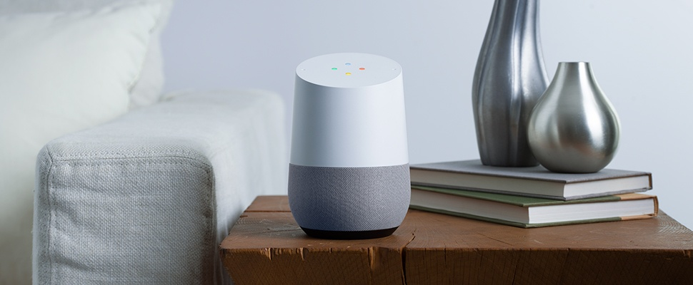 Google Home-speakers nu ook in Nederland te koop