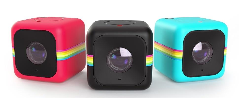 Polaroid voegt wifi toe aan actiecamera Cube