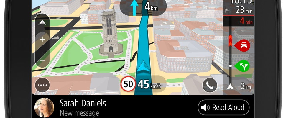 Review: TomTom Via 53