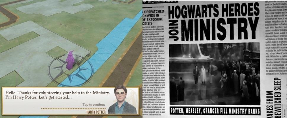 Harry Potter: Wizards Unite nu beschikbaar