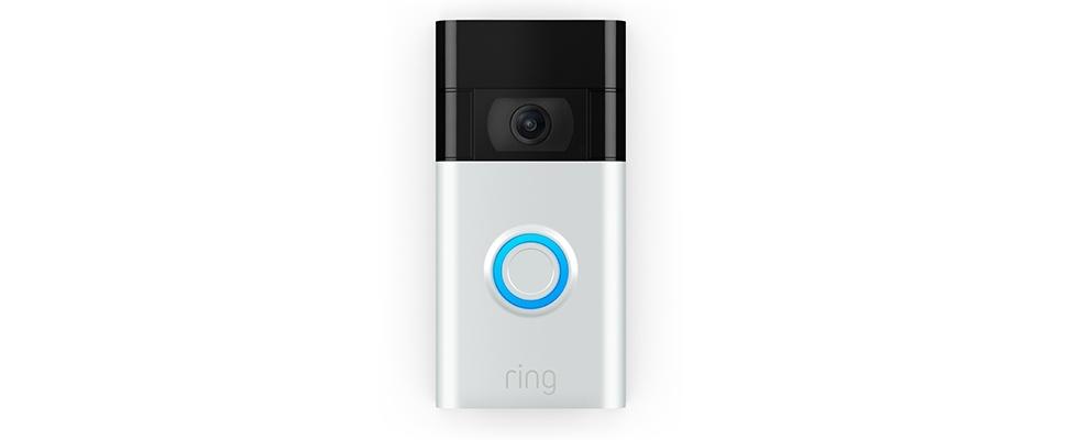 Ring-videodeurbel: Nieuwe versie, dezelfde naam