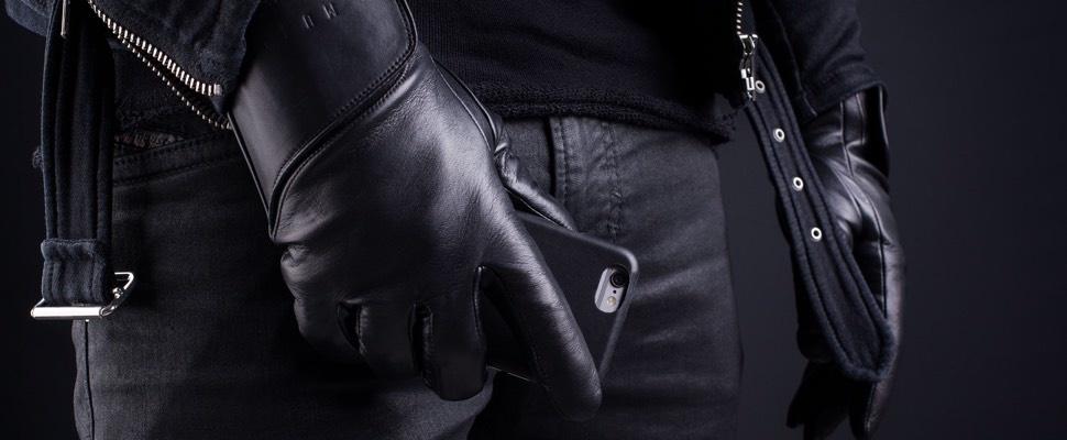 Mujjo komt met verbeterde lederen Touchscreen Glove