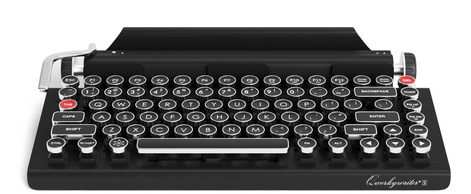 Review: Qwerkywriter S