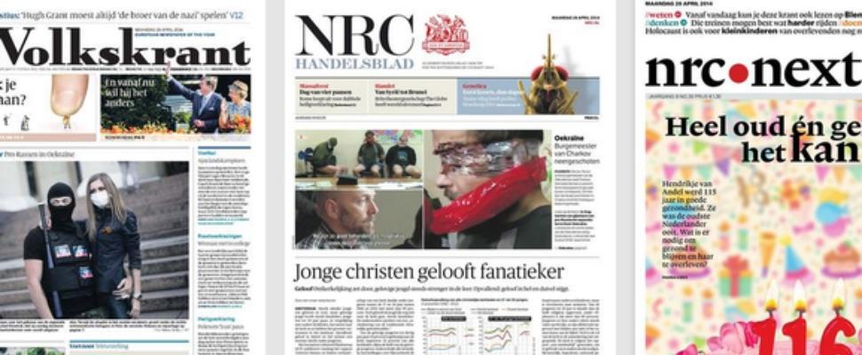 """Nu.nl gaat samenwerken met 'iTunes voor kranten"""" Blendle"""