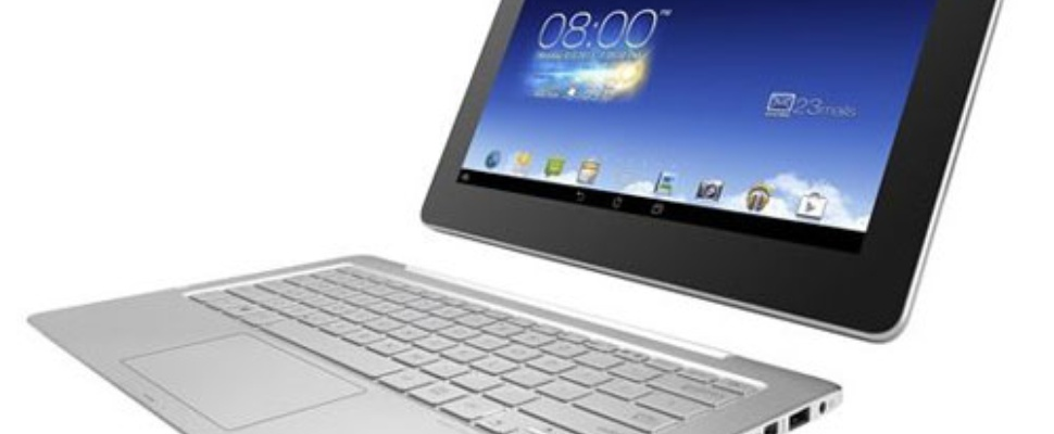 Asus Transformer Book Trio: pc, notebook en tablet