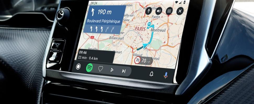 Review: TomTom Go Navigatie