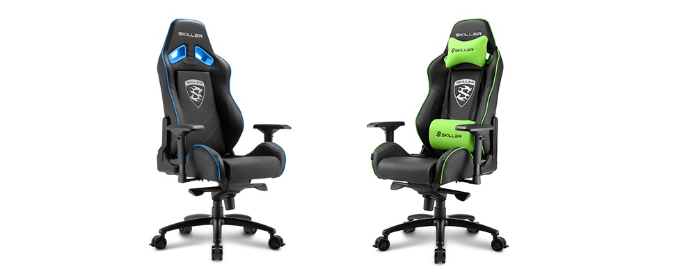 Sharkoon lanceert bureaustoel voor gamers